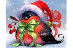 Kerst Vogel